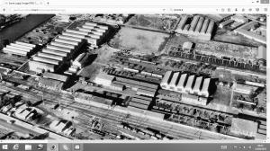 les ateliers wagons voitures de Bône